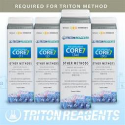 CORE7 REEF SUPPLEMENTS 4x1 Litro