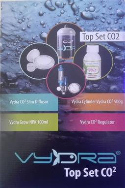 TOP SET CO2 - impianto co2 completo