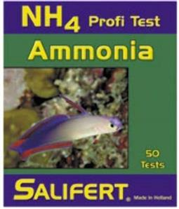 TEST AMMONIACA NH4