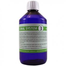 CORAL SYSTEM 3 - 250ml