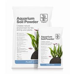 AQUARIUM SOIL POWDER 9 Litri